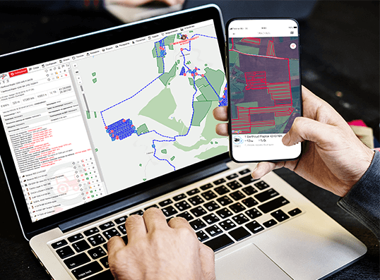 FarmTrack Agricultural Data Tracking And Analysis Software