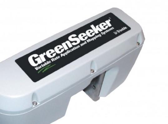 Sistem optic pentru detectarea stării culturii GreenSeeker