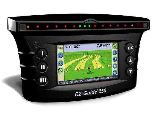Monitor de ghidare Trimble EZ-Guide 250