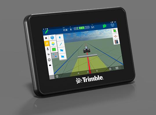 Monitor de ghidare Trimble GFX-350