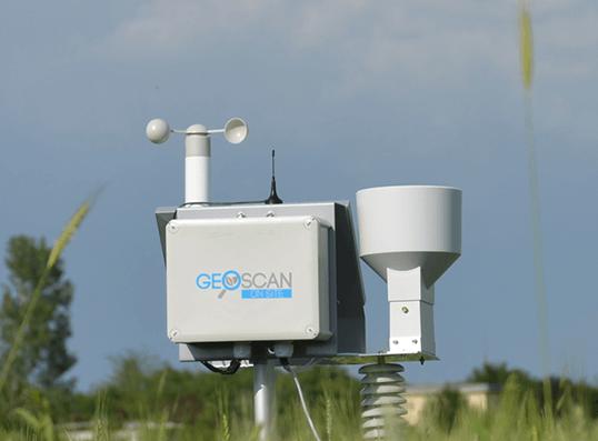 Stație meteo GeoScan OnSite
