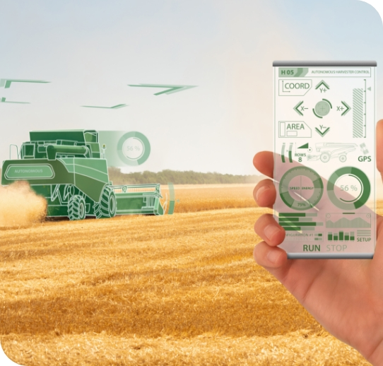The Vantage team has gradually introduced the concept of precision agriculture in the Romanian farms being the only company on the market that offers a complete cycle of services and products intended for the practice of precision agriculture, as well as technical support and consulting.