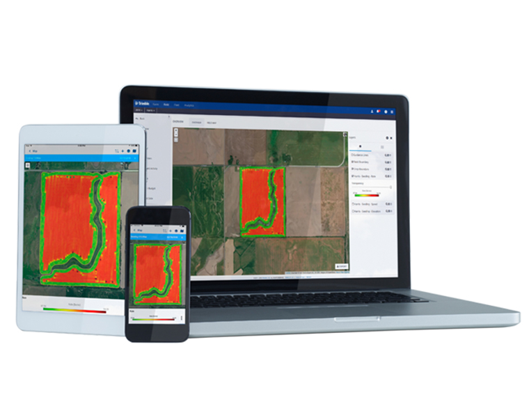 Software agricol Trimble Ag
