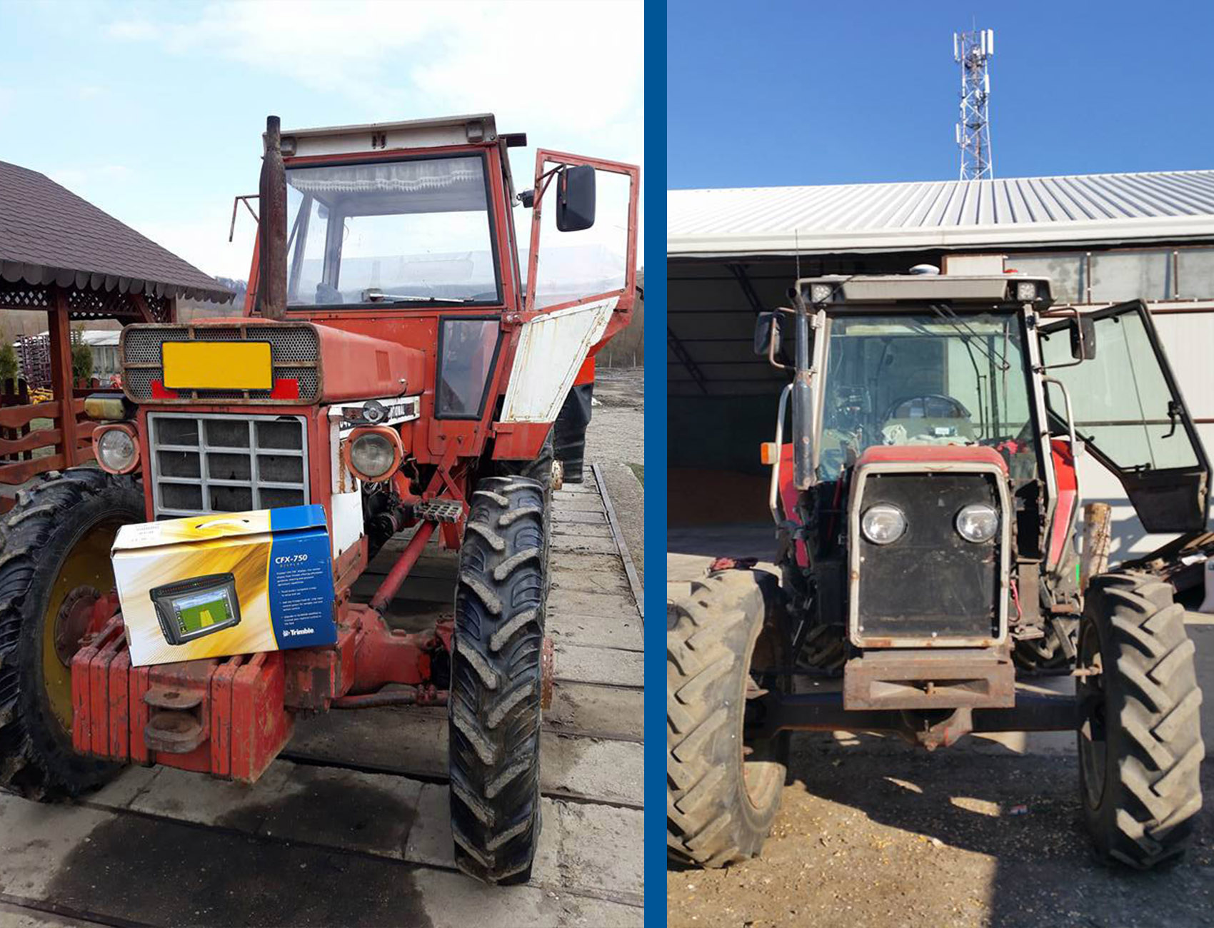5 reasons upgrading an old tractor pays off
