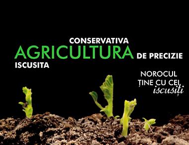 O discuție altfel între specialiștii ALCEDO și VANTAGE, dar și cu pionieri ai agriculturii conservative