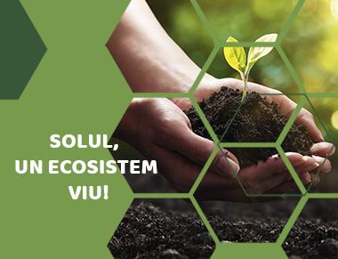 Soil Health - Solul, un ecosistem viu.